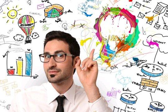 Будь креативным! Новые идеи-новые возможности!