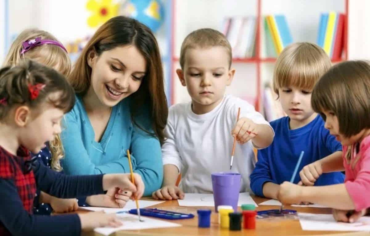психология ребенка в дошкольных учреждениях