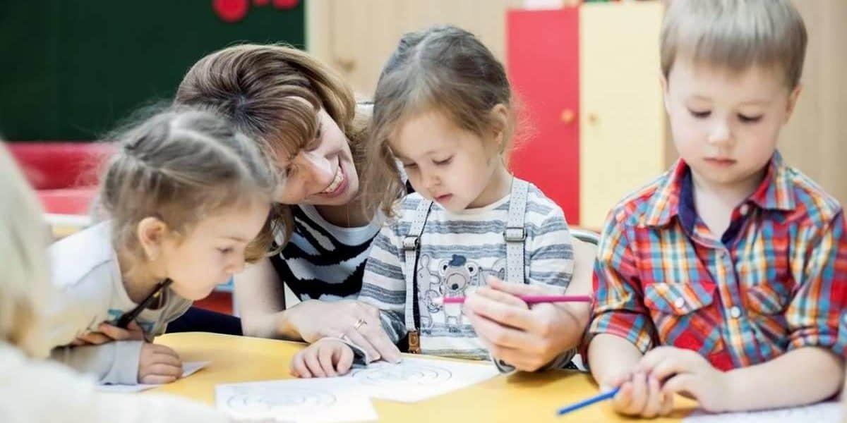 Коучинг в детском саду