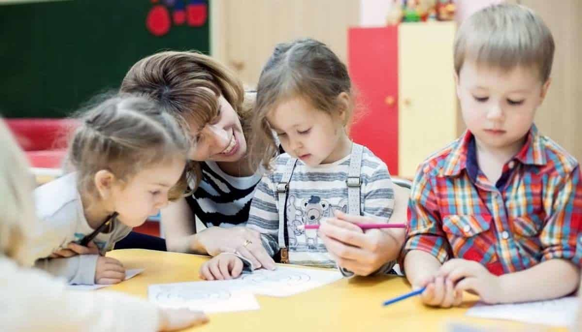Технологии коучинга в детских садах