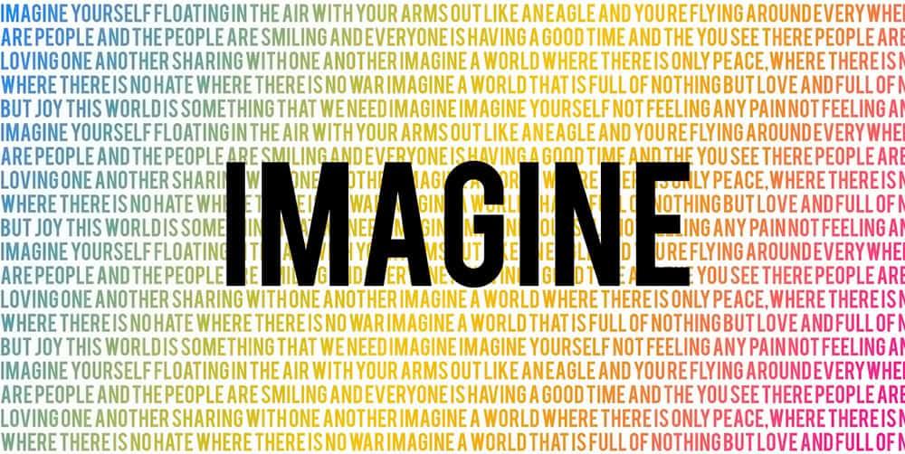 Воображение помогает поставить цели