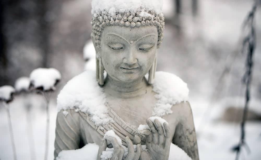 Роль осознанности в Буддизме
